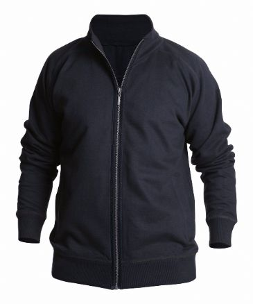 Blaklader 3349 Sweatshirt Full Zip (Navy Blue)